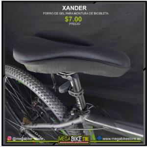 Bicicleta-guayaquil-mtb-montañera-talla-mega-bike-store-bike-shimano-forro-de-gel-xander-montura.