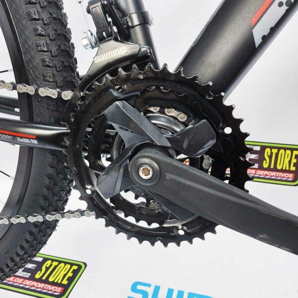 Bicicleta-guayaquil-mtb-montañera-talla-mega-bike-store-bike-shimano-oyama-mr-element-aro-27.5-acero.