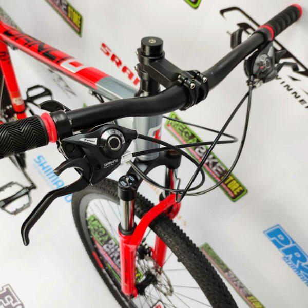 Bicicleta-guayaquil-mtb-montañera-talla-mega-bike-store-bike-shimano-danlio-bike-aro-29-aluminio-gris-rojo