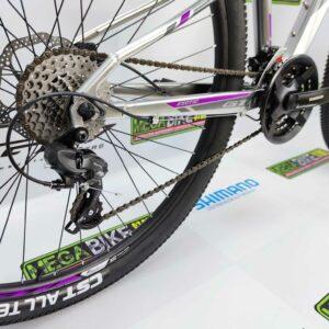 Bicicleta-guayaquil-mtb-montañera-talla-mega-bike-store-bike-shimano-gti-exotic-aro-29-aluminio-plateada.