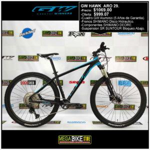 Bicicleta-guayaquil-mtb-montañera-talla-mega-bike-store-bike-shimano-gw-hawk-aro-29-aluminio-negro-azul