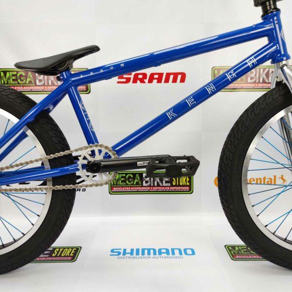 Bicicleta-guayaquil-mtb-montañera-talla-mega-bike-store-bike-shimano-kench-arrow-aro-20- cromolio-azul
