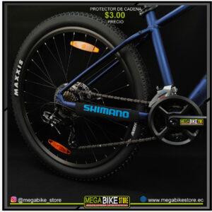 Bicicleta-guayaquil-mtb-montañera-talla-mega-bike-store-bike-shimano-porta-cadena.