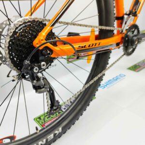 Bicicleta-guayaquil-mtb-montañera-talla-mega-bike-store-bike-shimano-scott-aspect-940-aluminio-aro-29-negro-naranja