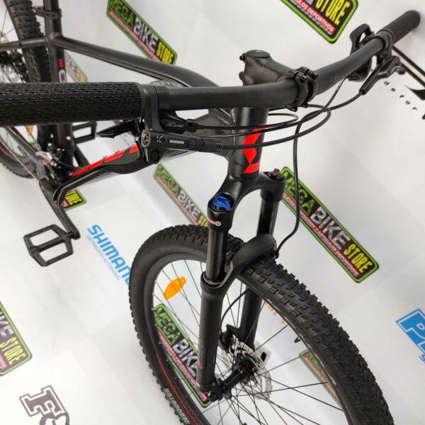 Bicicleta-guayaquil-mtb-montañera-talla-mega-bike-store-bike-shimano-scott-aspect-940-aro-29-aluminio-negro-rojo
