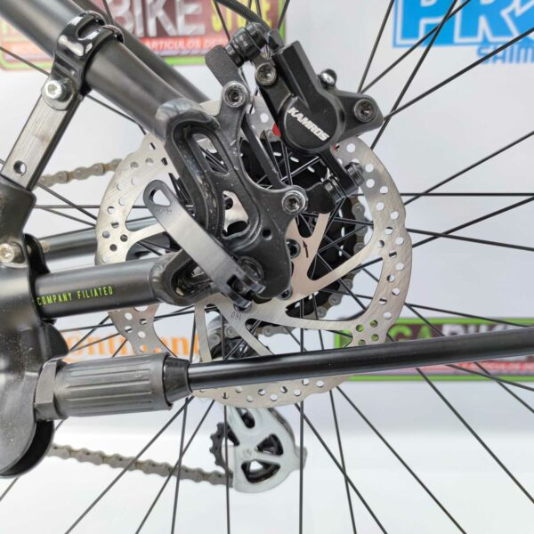 Bicicleta-guayaquil-mtb-montañera-talla-mega-bike-store-bike-shimano-viaggio-route-593-aro-29-aluminio-negro-verde