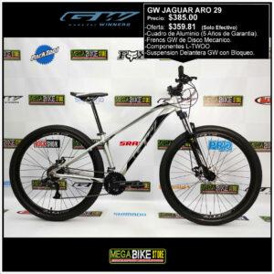 Bicicleta-guayaquil-mtb-montañera-talla-mega-bike-store-bike-bicicletas-de-montaña-himano-gw-jaguar-aro-29-aluminio